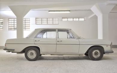MERCEDES-BENZ 250S W108 (1967) CHASSIS N. 108012.10.027432 ENGINE: 6...