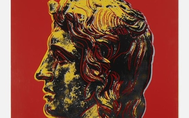 Andy Warhol, Alexander the Great