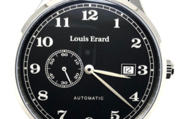 Louis Erard - 1931 Automatic Small Seconds Limited Edition- 66226AA22.BVA12 - Men - BRAND NEW