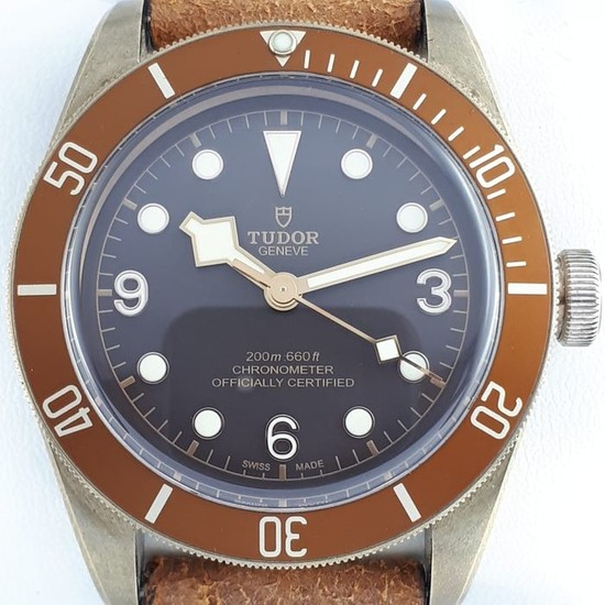 Tudor - Heritage Black Bay Bronze- 79250B - Men - 2011-present