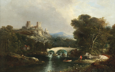 Attributed to William Henry Crome