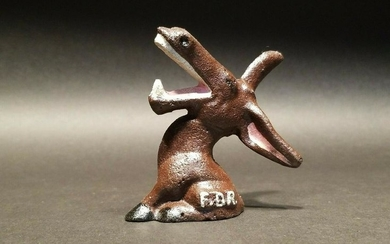 Donkey Cast Iron Bottle Opener F.D.R
