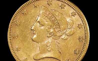 A United States 1897 Liberty Head $10 Gold Coin
