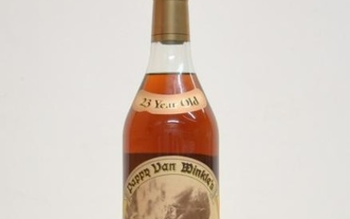PAPPY VAN WINKLE'S FAMILY RESERVE 23 YEAR BOURBON