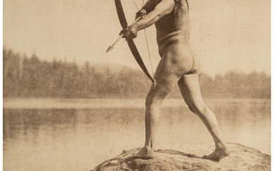 Edward Sheriff Curtis (1868-1952), The North American Indian, Portfolio 11 (Complete with 36 works) (1915)
