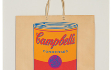 Andy Warhol - Andy Warhol: Campbell's Soup Can (Tomato)