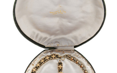 Antique Gold Locket and Chain, Tiffany & Co.