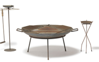 Stan Hawk - Stan Hawk: Fire pit, tool holder, and candle stand (3)