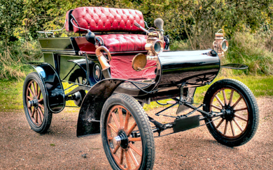 Offered with an entry to the 2019 London to Brighton Veteran Car Run