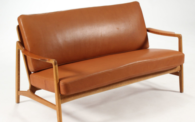 Tove and Edvard Kindt-Larsen. Two-seater sofa, Model FD 117/2