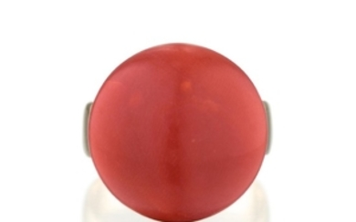 A Coral Ring
