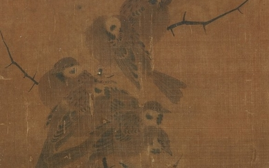 SPARROWS, Anonymous