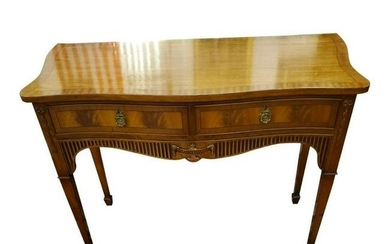 19th Century Traditional George the III Mahogany