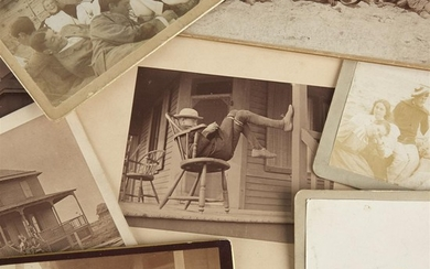 [Americana] Meade Family Photo Archive Ca. 1870s to early...
