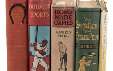 Five on golf, games, and sport