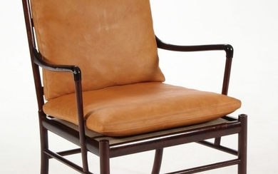Ole Wanscher. Lounge chair, model PJ-149 'Colonial Chair'