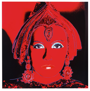 Andy Warhol - Andy Warhol: The Star (from Myths)