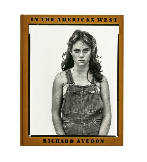RICHARD AVEDON (1923–2004) In the American West, Harry
