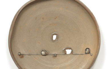Peter Voulkos - Peter Voulkos: Wall-hanging charger