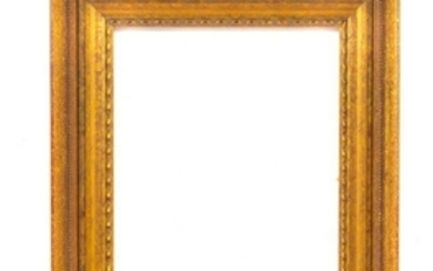 A Set of Six Giltwood Frames Height 15 1/2 x w