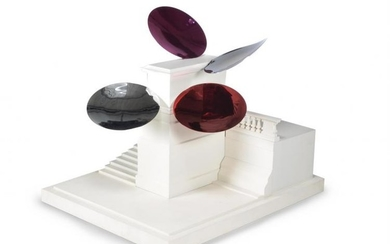 **LOT WITHDRAWN** Studio of Sir Anish Kapoor, CBE, RA, a unique 1 to 10 scale maquette from his studio