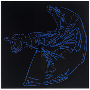 Andy Warhol - Andy Warhol: Letter to the World (The Kick) (from Martha Graham)