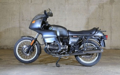 1982 BMW R100 RS No Reserve
