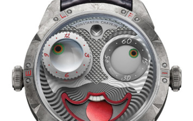 KONSTANTIN CHAYKIN JOKER SELFIE Konstantin Chaykin – Joker Selfie Only Watch-2019 Piece Unique. It seems that it is impossible. But it is. Joker watch is now more emotional than ever.,
