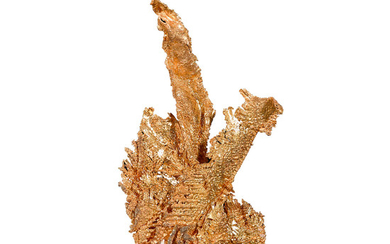 Magnificent Crystallized Nevada Gold