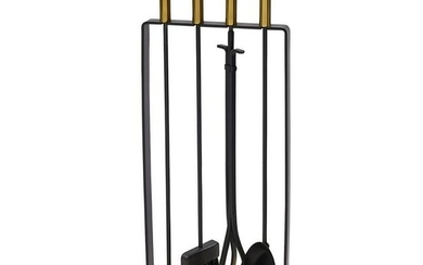 After George Nelson for Pilgrim fire tool set