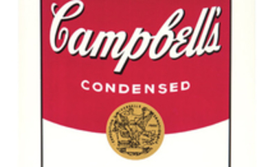 Andy Warhol - Andy Warhol: Vegetable (from Campbell's Soup I)