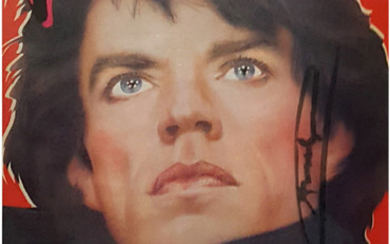 Andy Warhol Interview Magazine (Mick Jagger Cover)