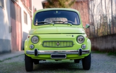 Fiat 500 My Car by FRANCIS LOMBARDI (1971) CHASSIS...
