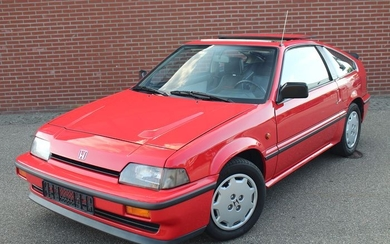 Honda - Civic CRX 1.6i- 1987