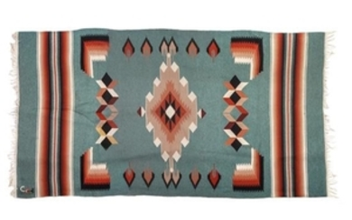 Two Southwestern Rugs