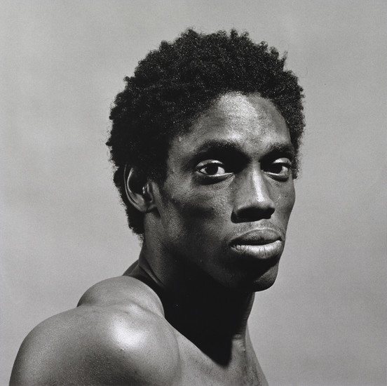 ROBERT MAPPLETHORPE (1946-1989), Alistair Butler, 1980