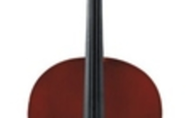 Modern Violoncello - Franz Andreas, Mittenwald, 1951, bearing the maker's original label, length of back 76 cm.