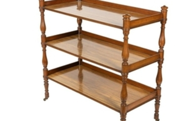 Regency Style Serving Trolley