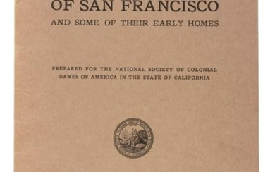 San Francisco Builders and early homes
