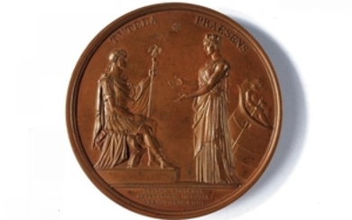 MEDAL OF THE CORONATION OF NAPOLEON