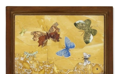 Richard Blow, Untitled (Six butterflies)