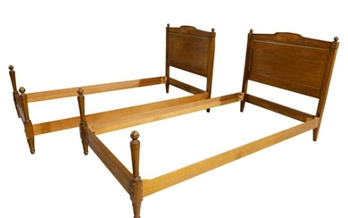 Kindel - Twin Beds - Pair
