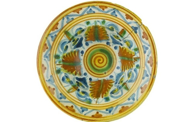 Soup plate Soup Plate with a narrow outstretched brim, straight...