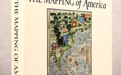 """The Mapping of America"", Schwartz & Ehrenberg"