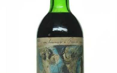 1973 Chateau Mouton Rothschild, Pauillac