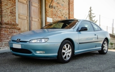 PEUGEOT 406 COUPE' 2.2 (2003) CHASSIS N. VF38C3FZA81579502 ENGINE:...