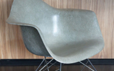 Charles Eames, Ray Eames - Herman Miller, Zenith - Chair, LAR