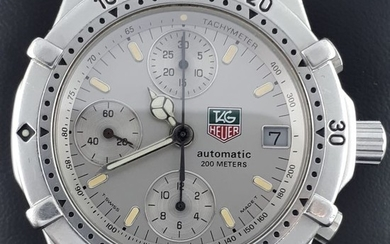TAG Heuer - Professional Chronograph, Automatic- 760.306 - Men - 1990-1999