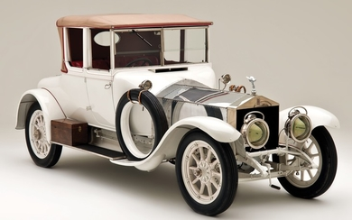 1911 Rolls-Royce 40/50 HP Silver Ghost Drophead Coupe by Barker
