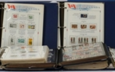 CANADA JAPAN USA TRANSPACIFIC AIR MAIL STAMP COLLECTION 1915 1986